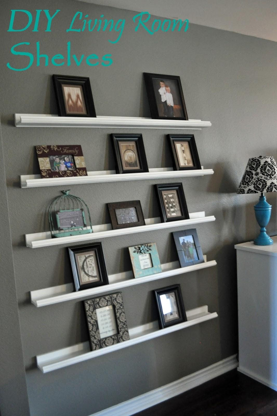 Right Diy Shelving Frames