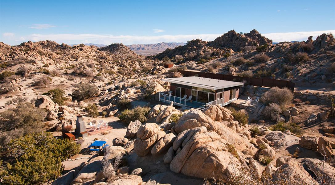 Rock Beach House Yucca Valley Hiconsumption