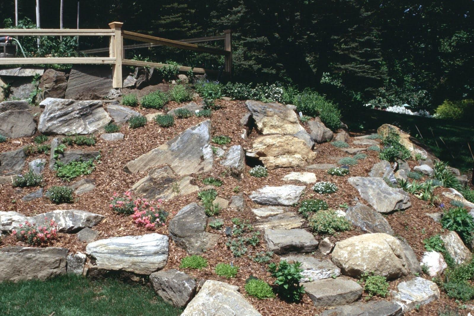 Rock Garden Celebrate Spring Wedding