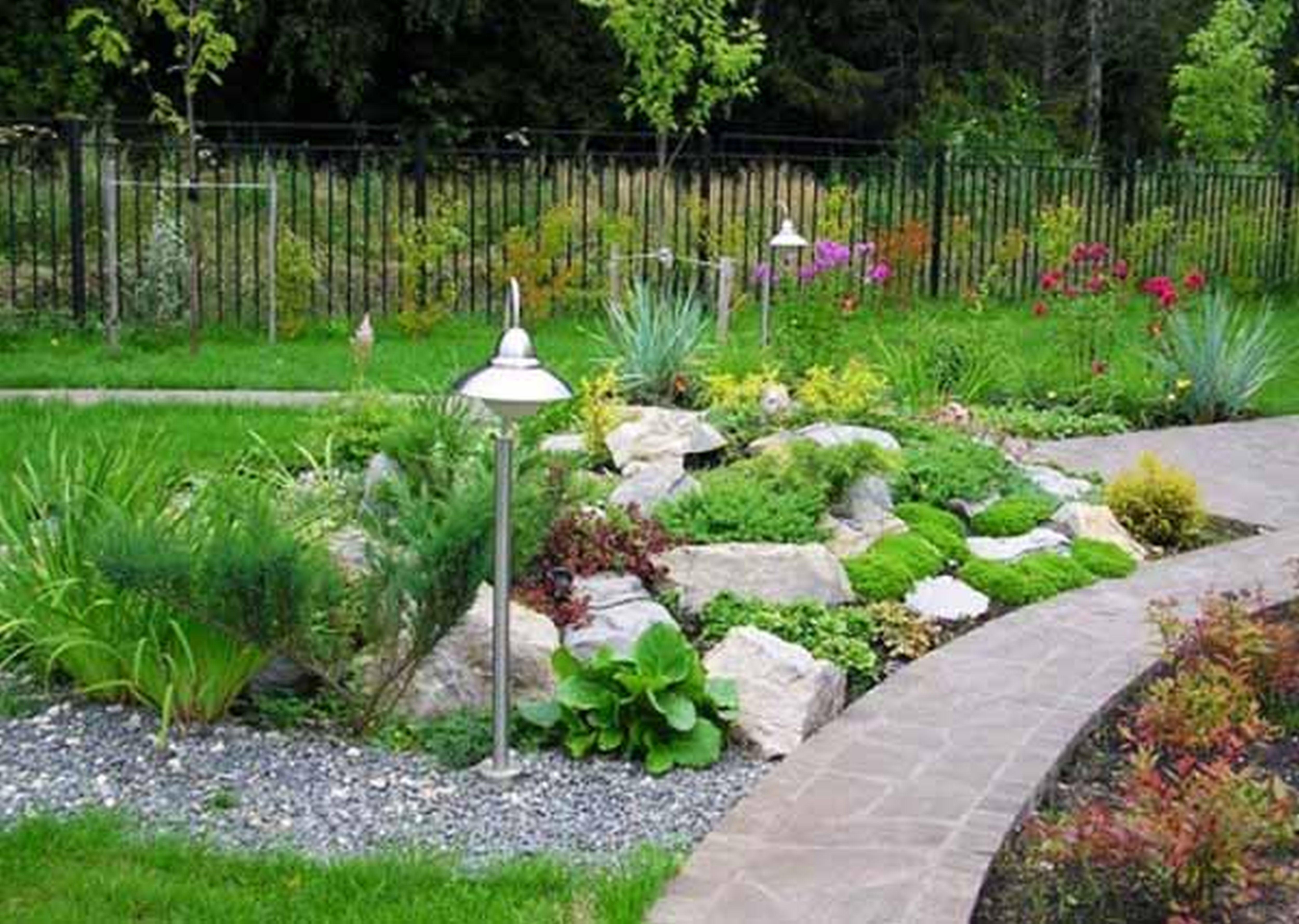 Rock Garden Ideas Stunning Scenery Traba Homes