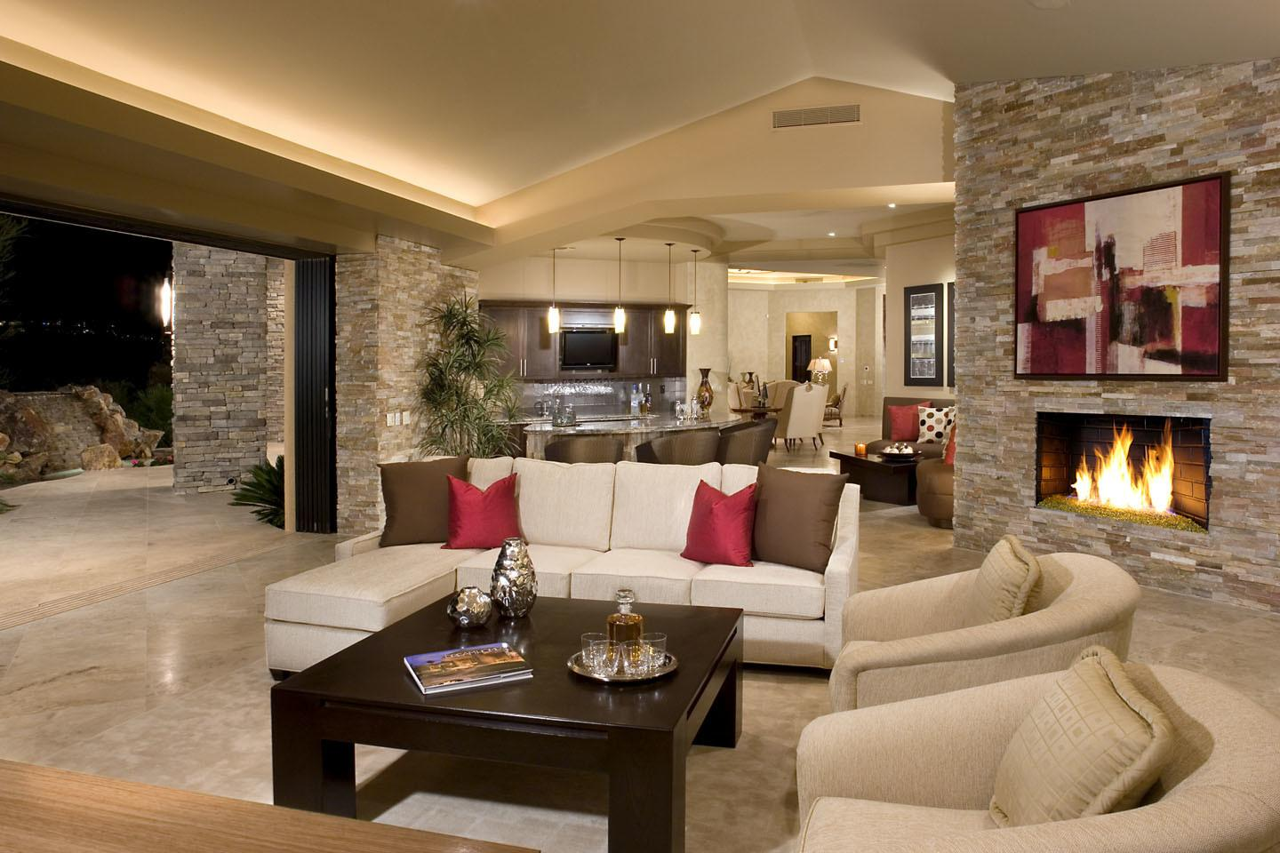 Rock Your Home Stone Interior Accents