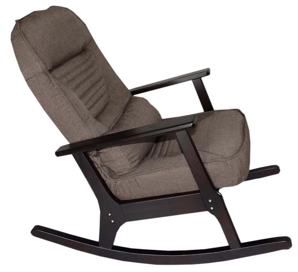 Rocking Chair Recliner Elderly People Japanese Style
