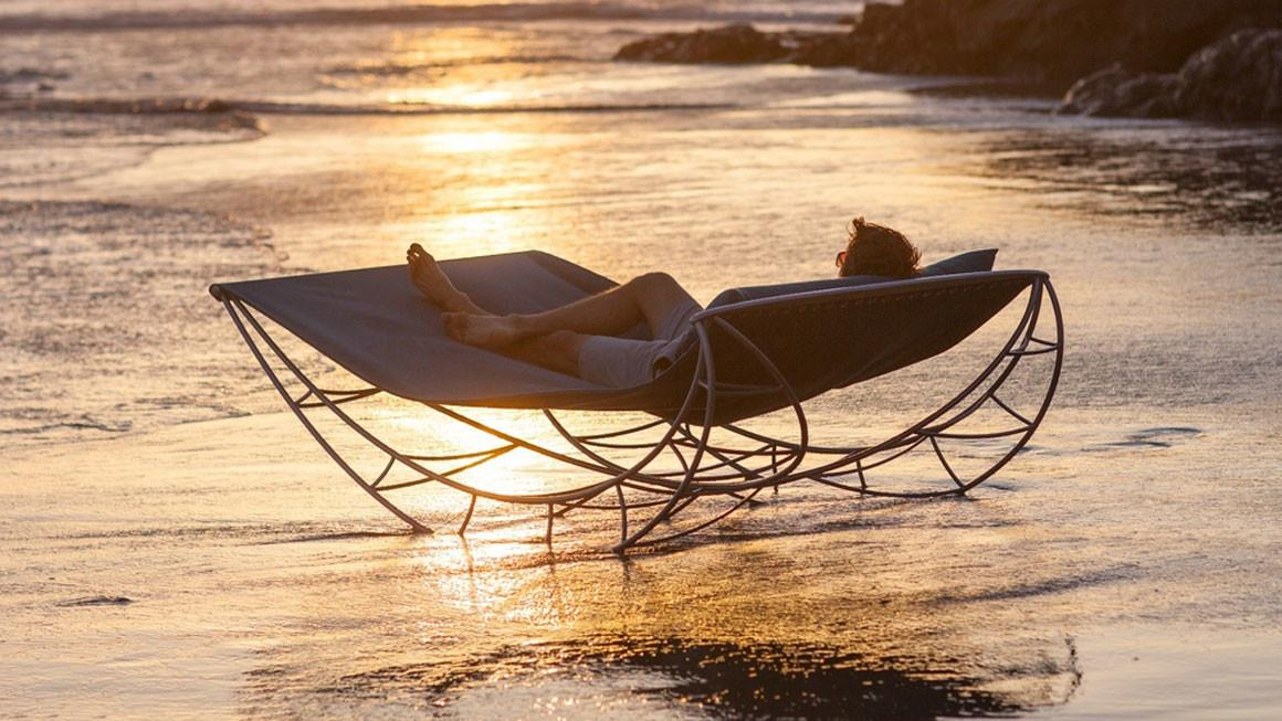 Rocking Hammock Innovative Hybrid Furniture Trends4us