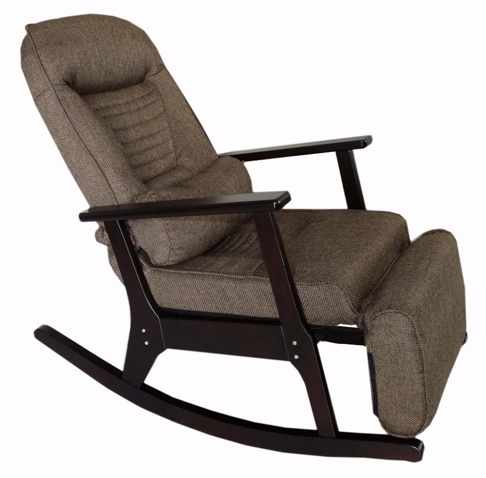 Rocking Recliner Chaise Elderly People Japanese Style