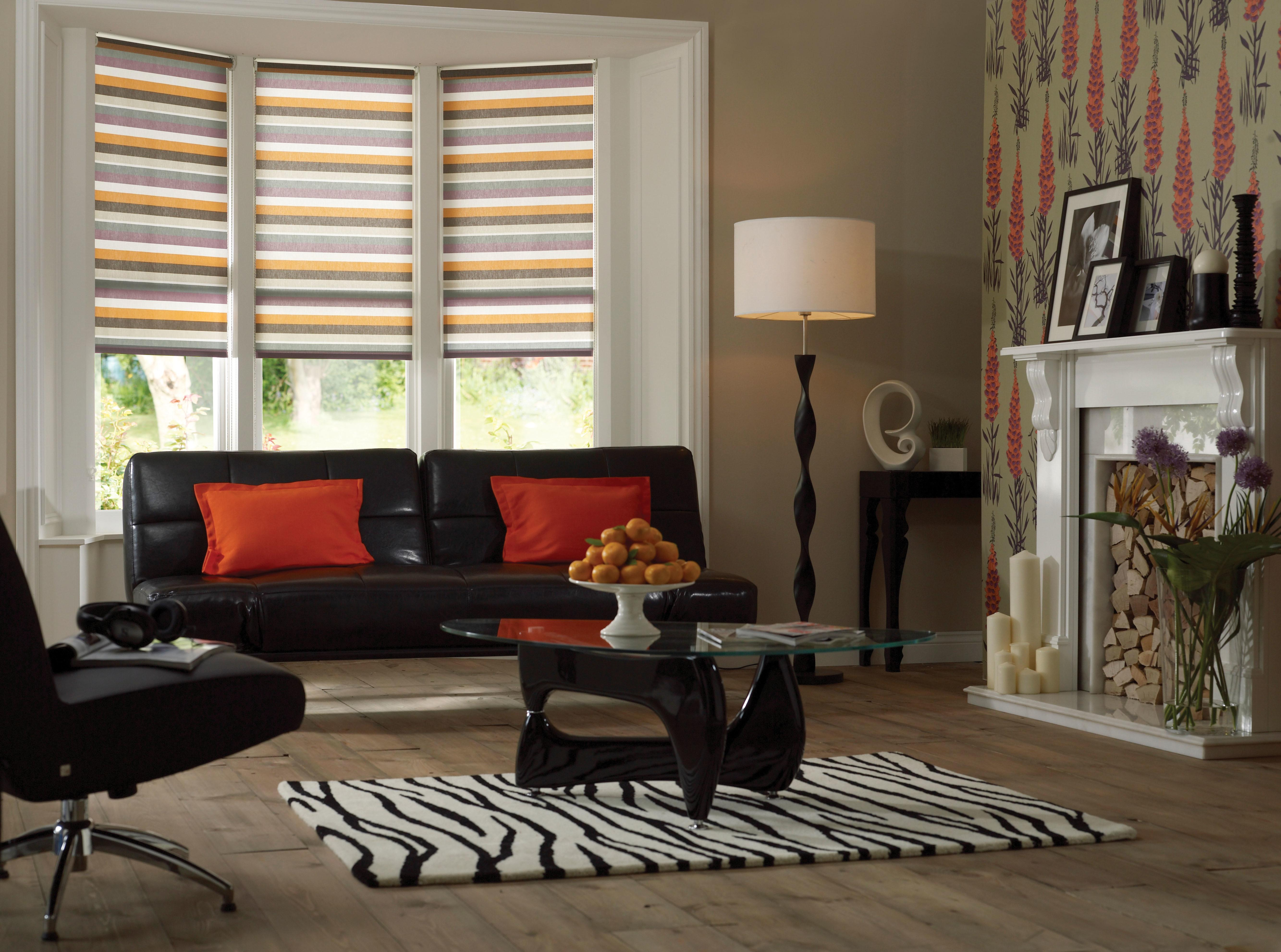 Roller Blinds Contemporary