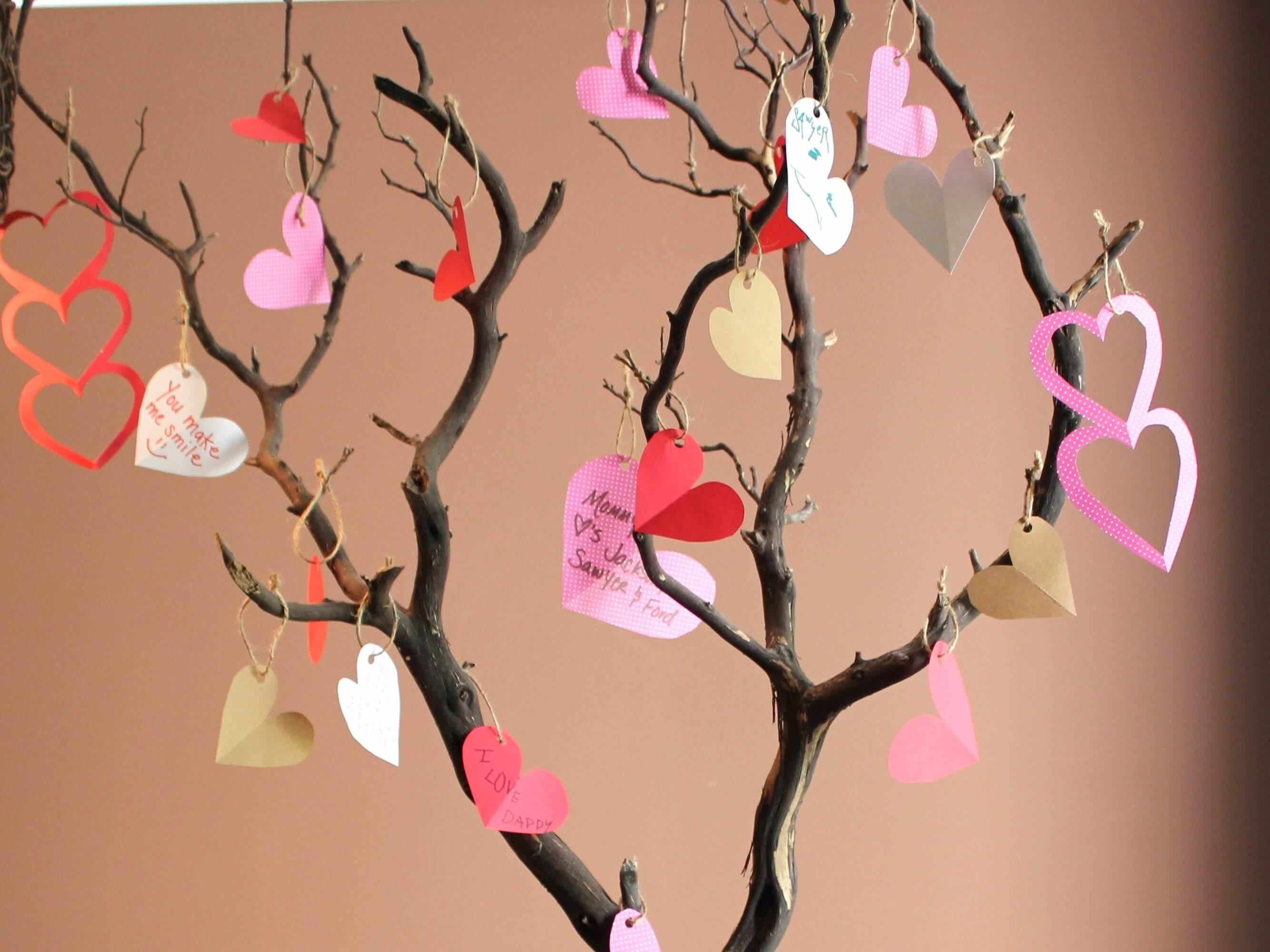 Romantic Diy Valentines Day Decor Ideas Home