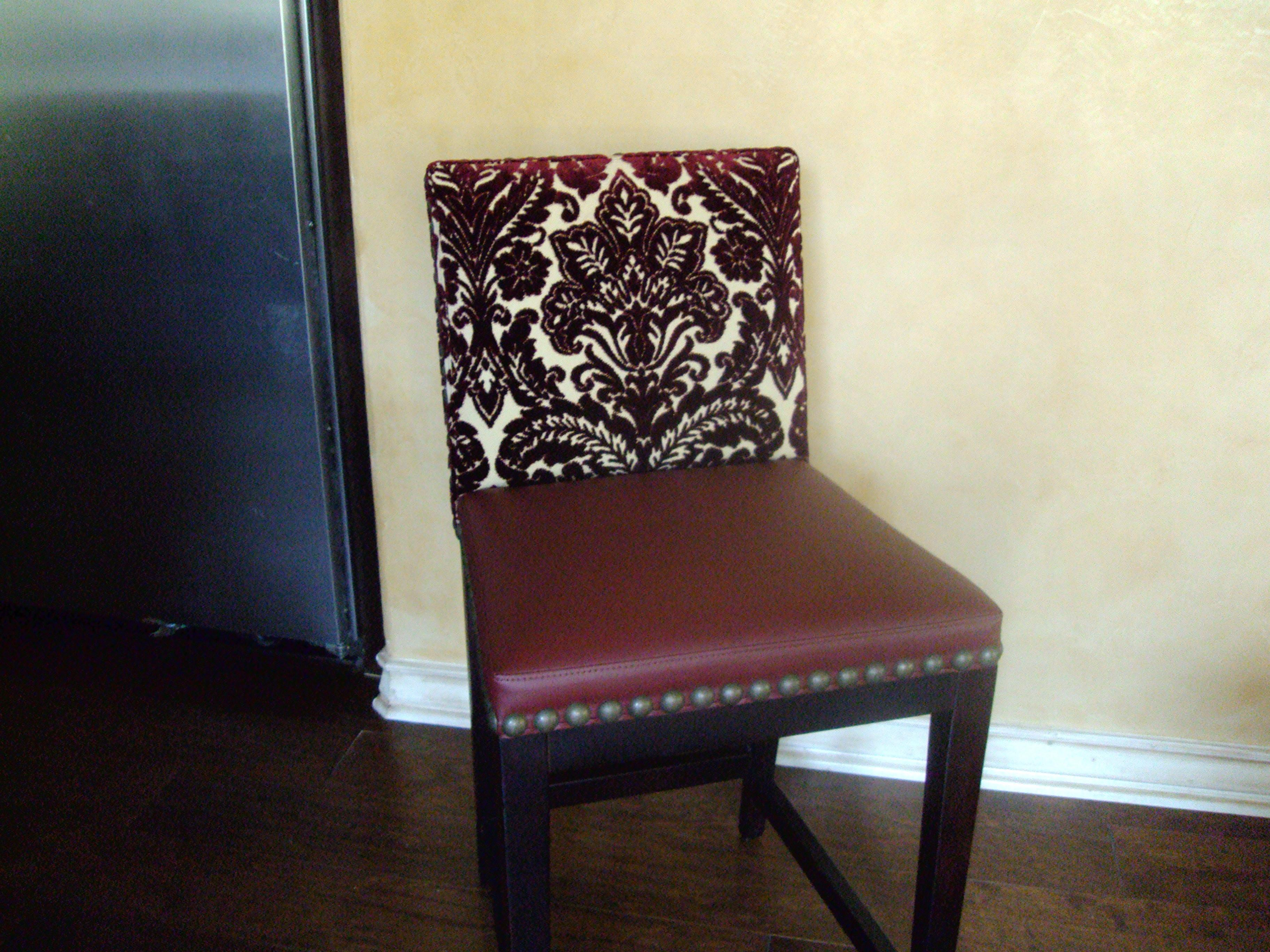 Room Decor Reupholster Dining Chairs Seats