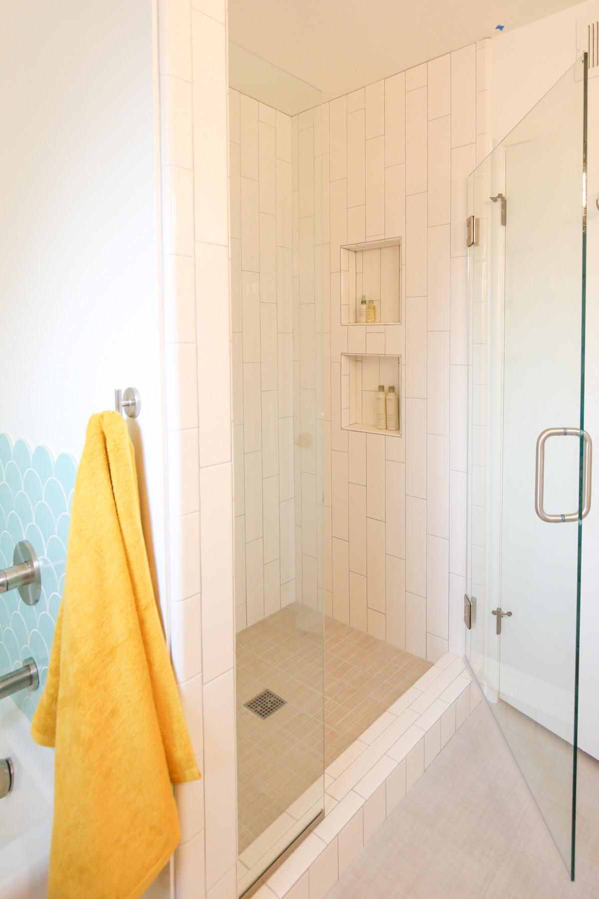 Room Reveal Kids Guest Bathroom Lovely Indeed