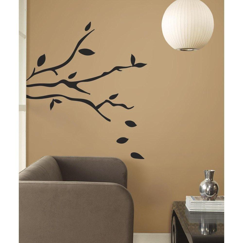 Roommates Rmk1317gm Tree Branches Peel Stick Wall Decals