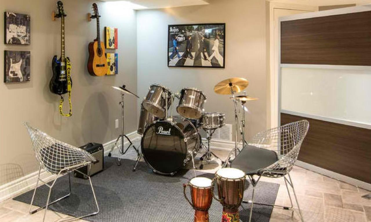 Rooms Design Ideas Band Room Home Music