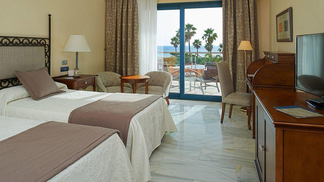 Rooms Hotel Hipotels Barrosa Palace Spa Cadiz