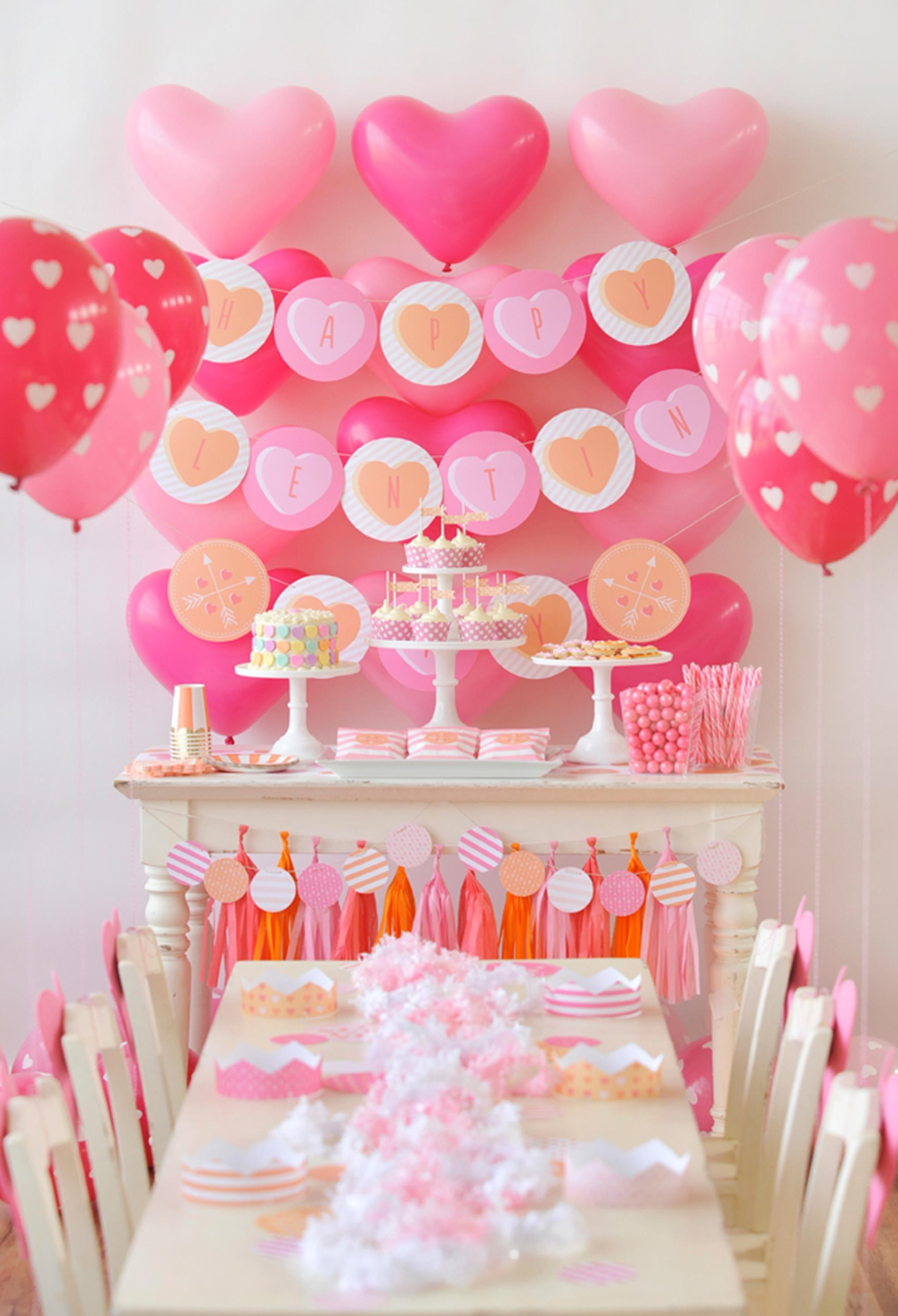Roses Red Violets Blue Love Party