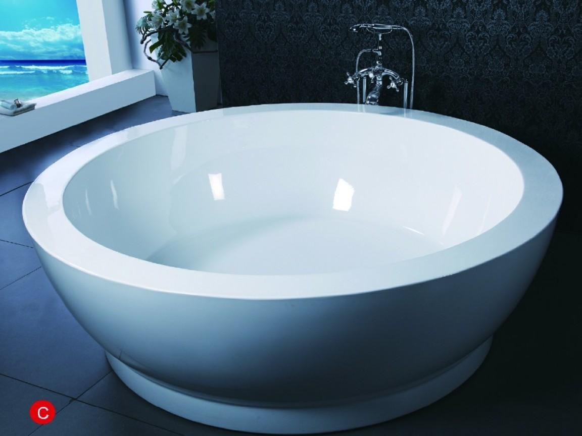 Round Bathtub Kohler Freestanding Bathtubs