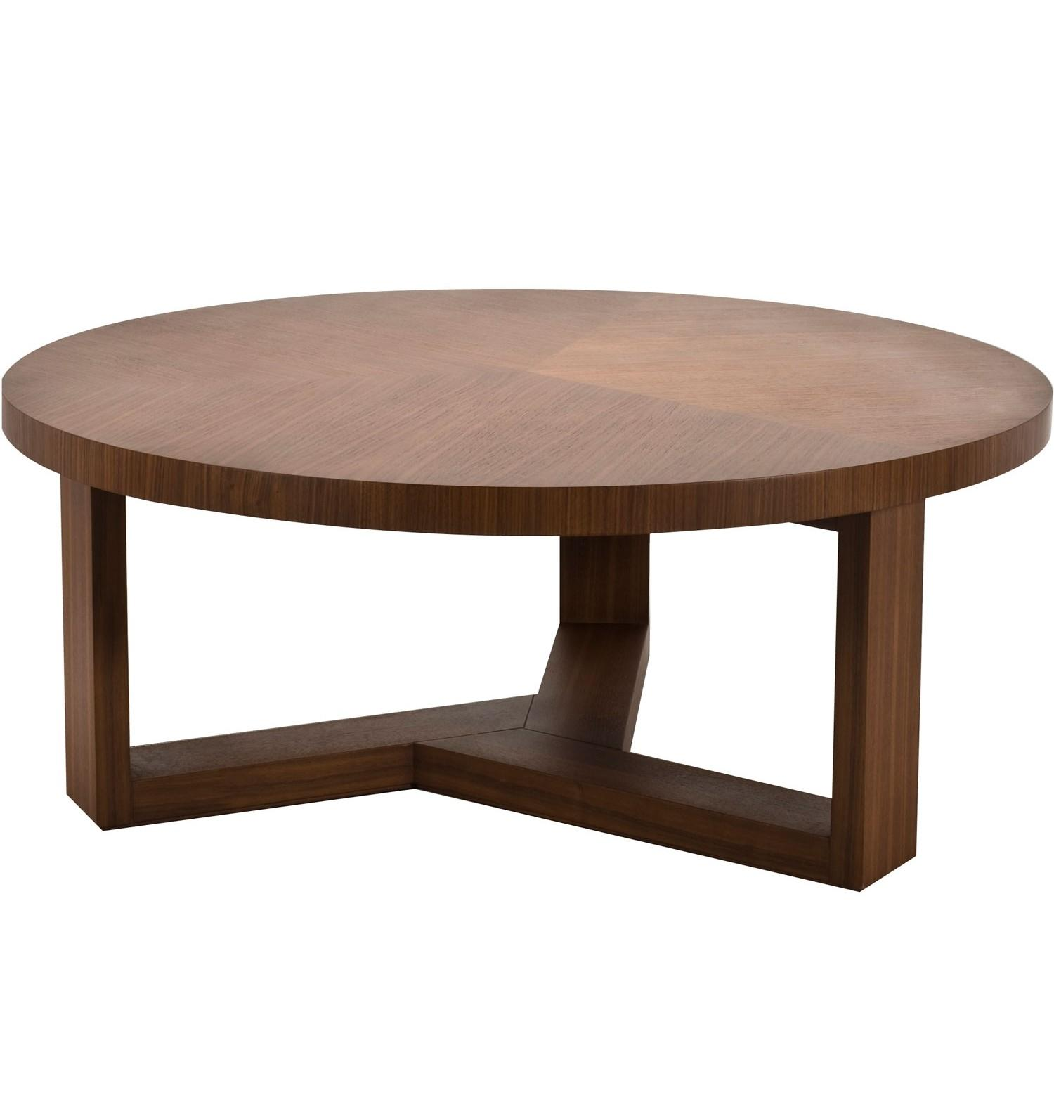 Round Coffee Table Captivating Modern
