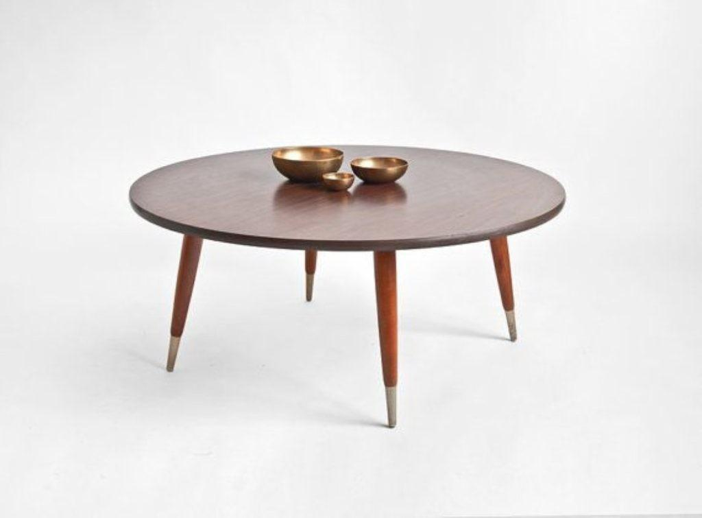 Round Modern Coffee Tables Santaconapp