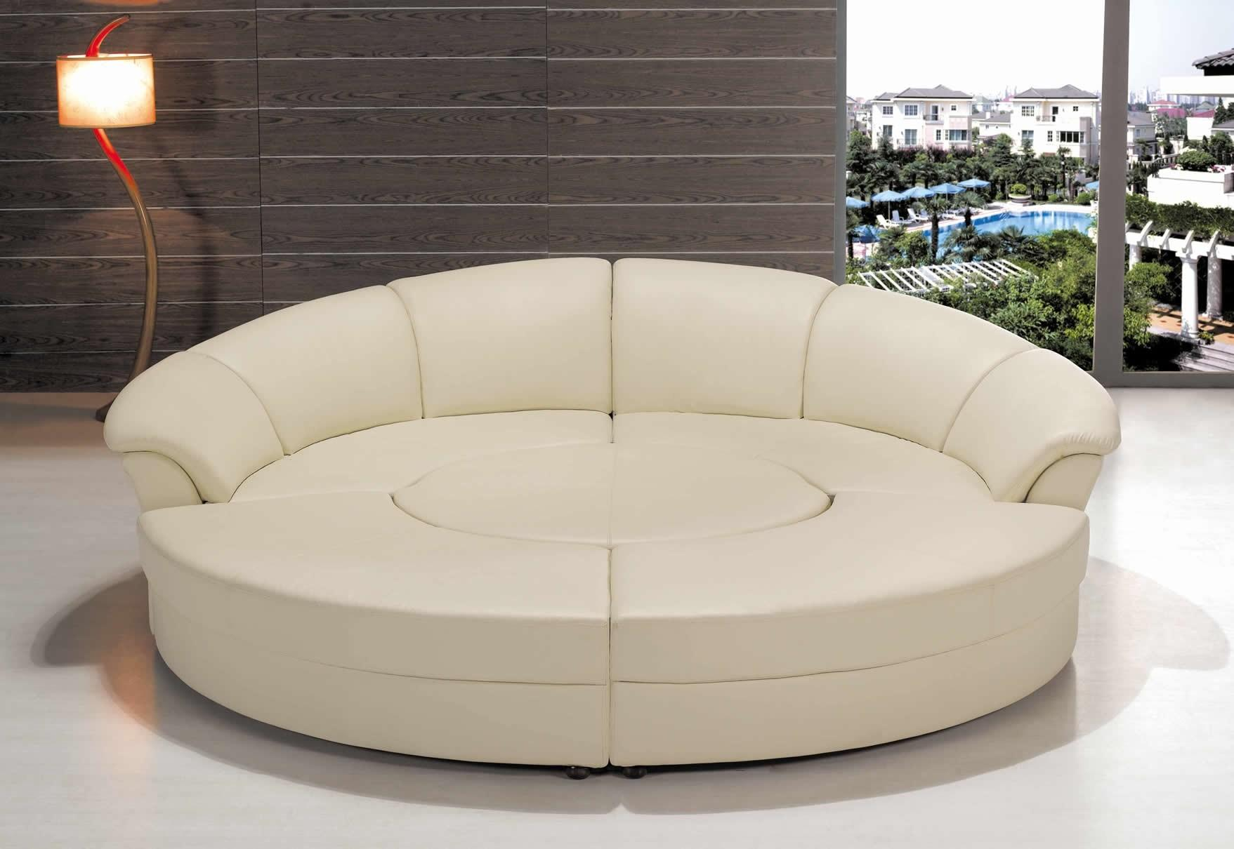 Round Sofa Beds Circular Bed Loccie Better Homes