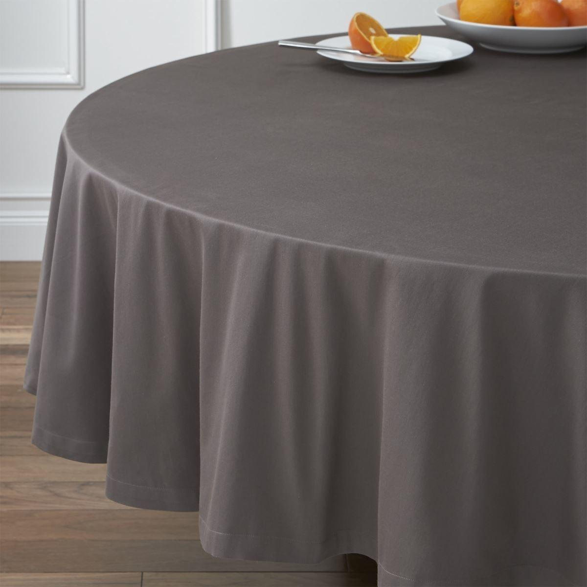 Round Tablecloths Summer Entertaining