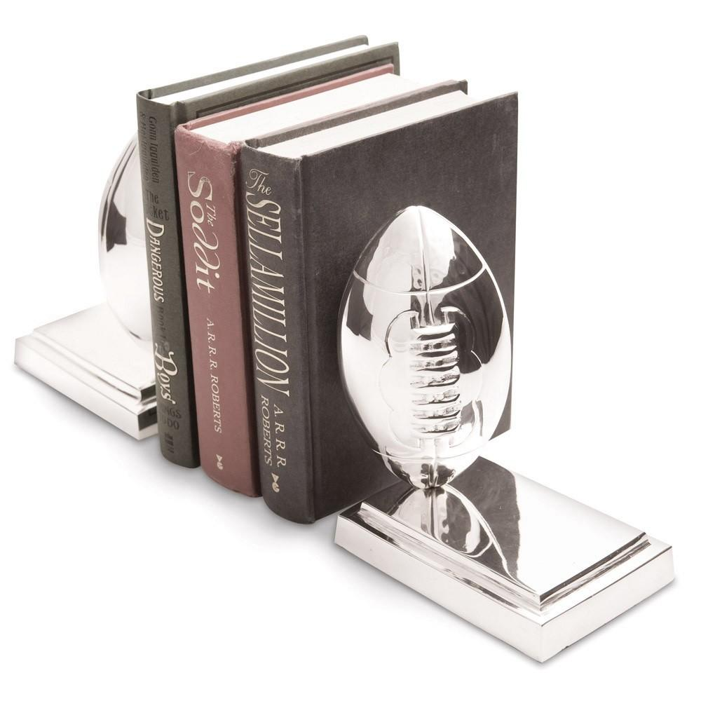 Rugby Ball Bookends Unique Gifts Men Cuckooland