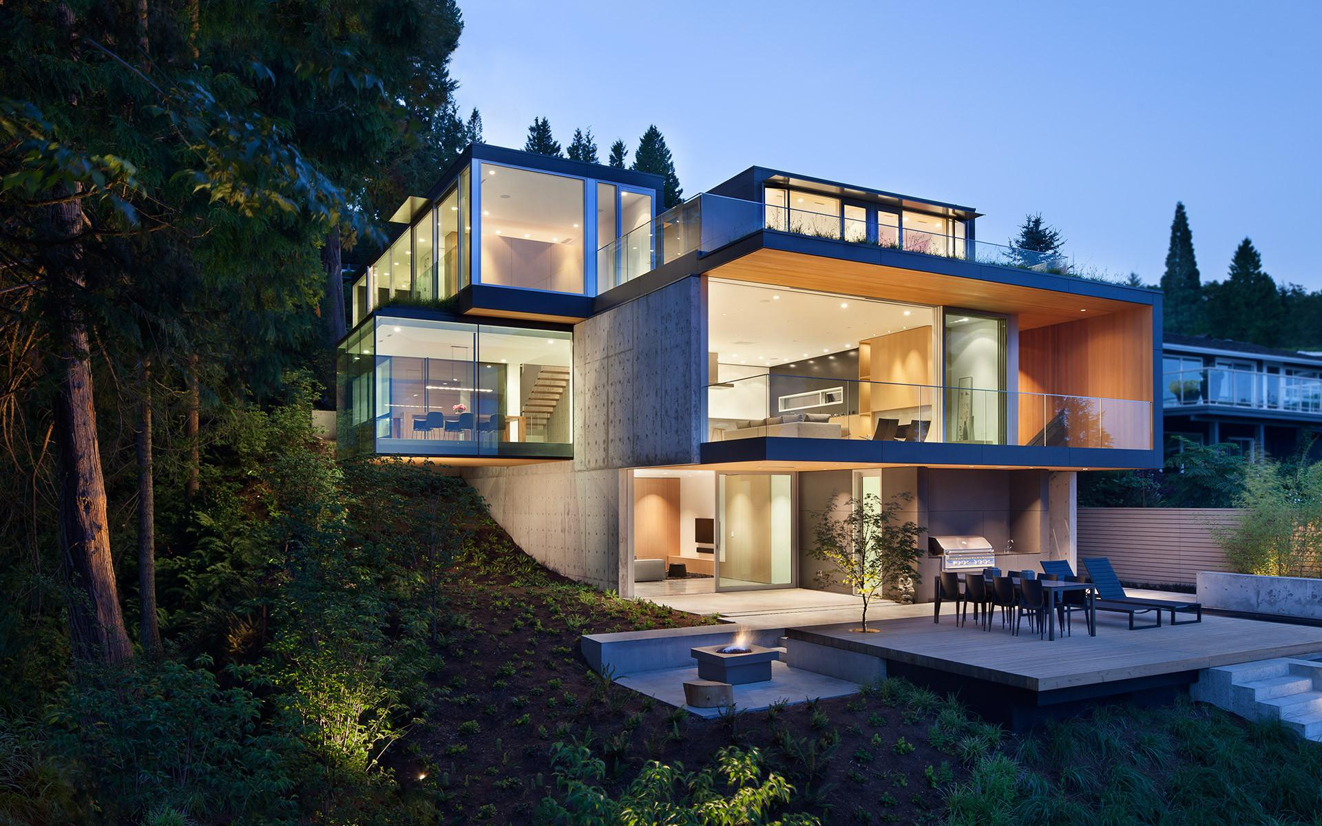 Russet Residence Splyce Design Archdaily