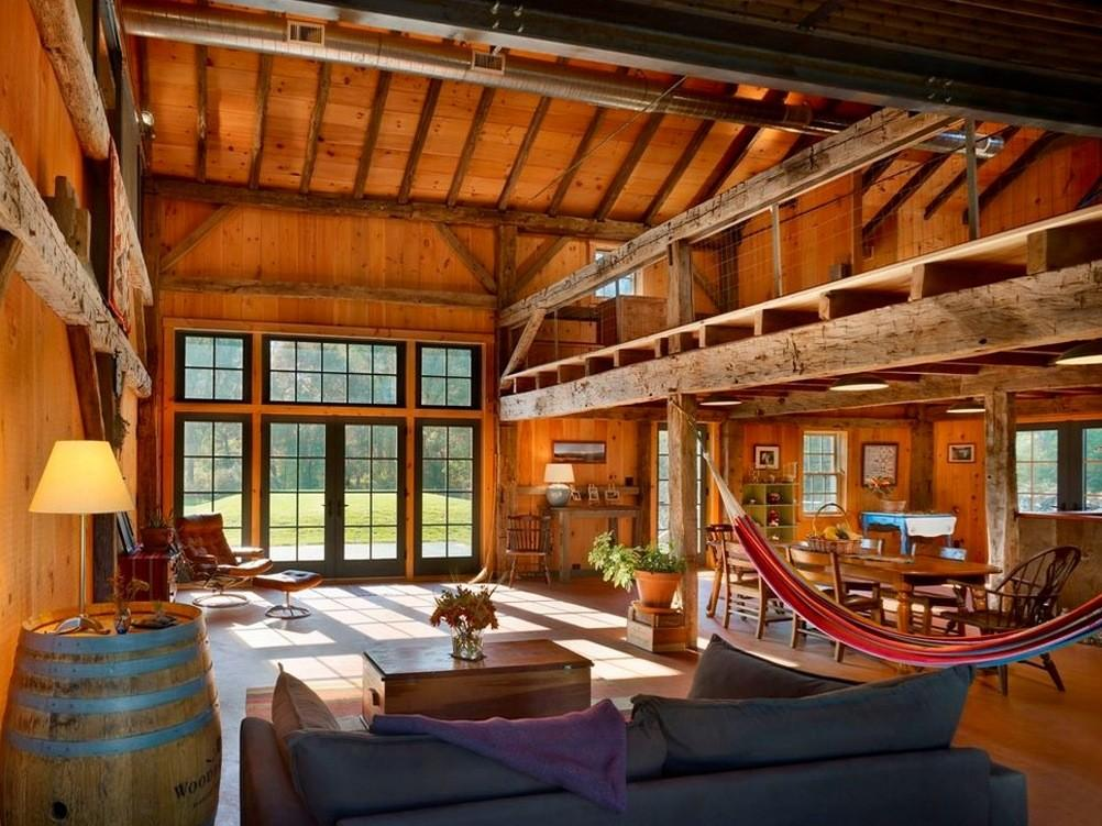 Rustic Barn Ideas Your Contemporary Home