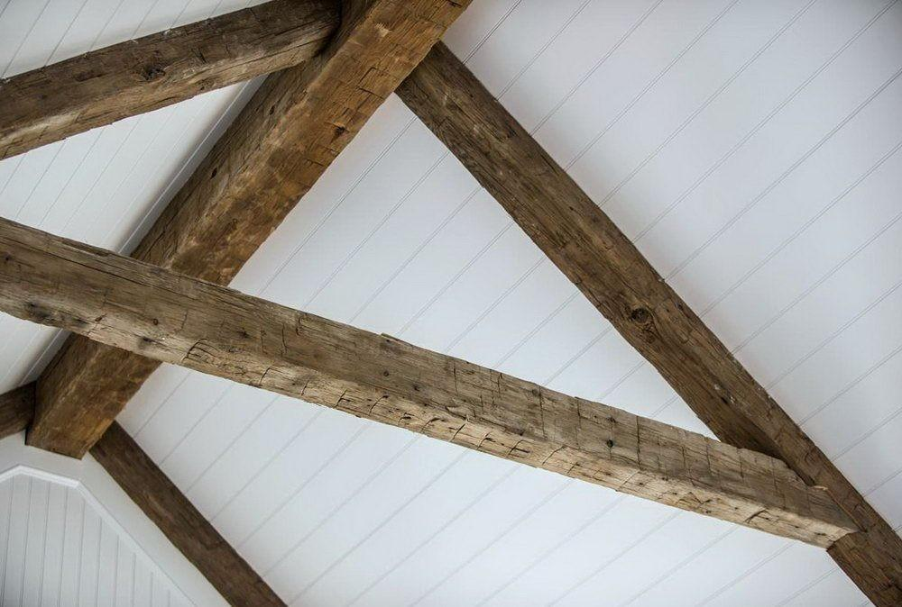 Rustic Beam Ceiling Ideas Ownmutually