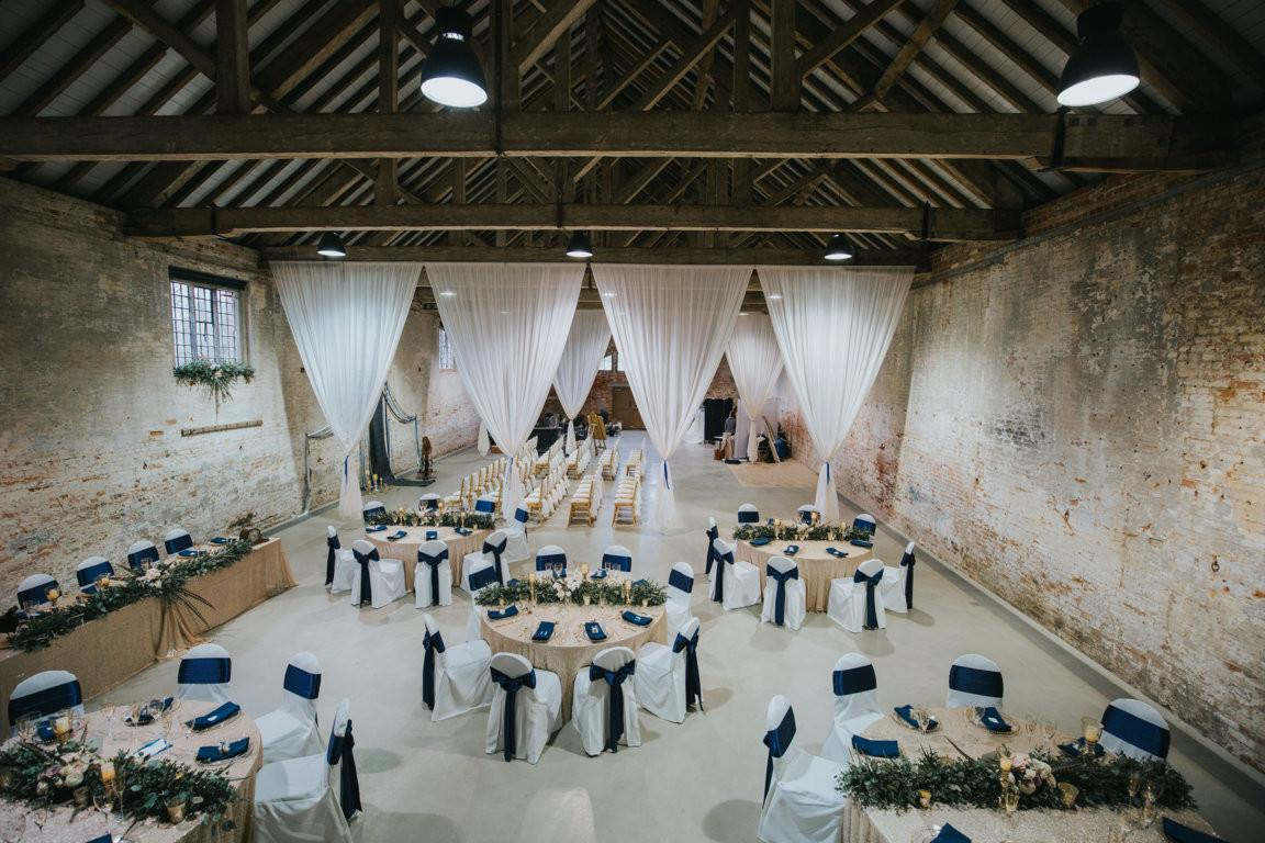 Rustic Charm Meets English Country Glamour Wedding