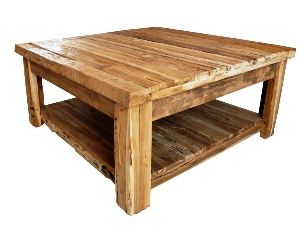 Rustic Coffee Table Plans Home Design