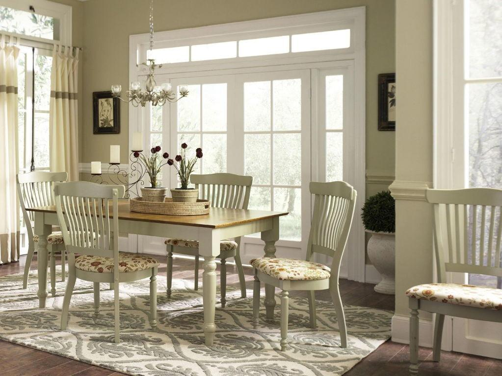 Rustic Dining Room French Country Style Sets