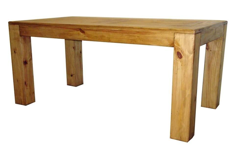 Rustic Dining Room Tables Mexican Furniture