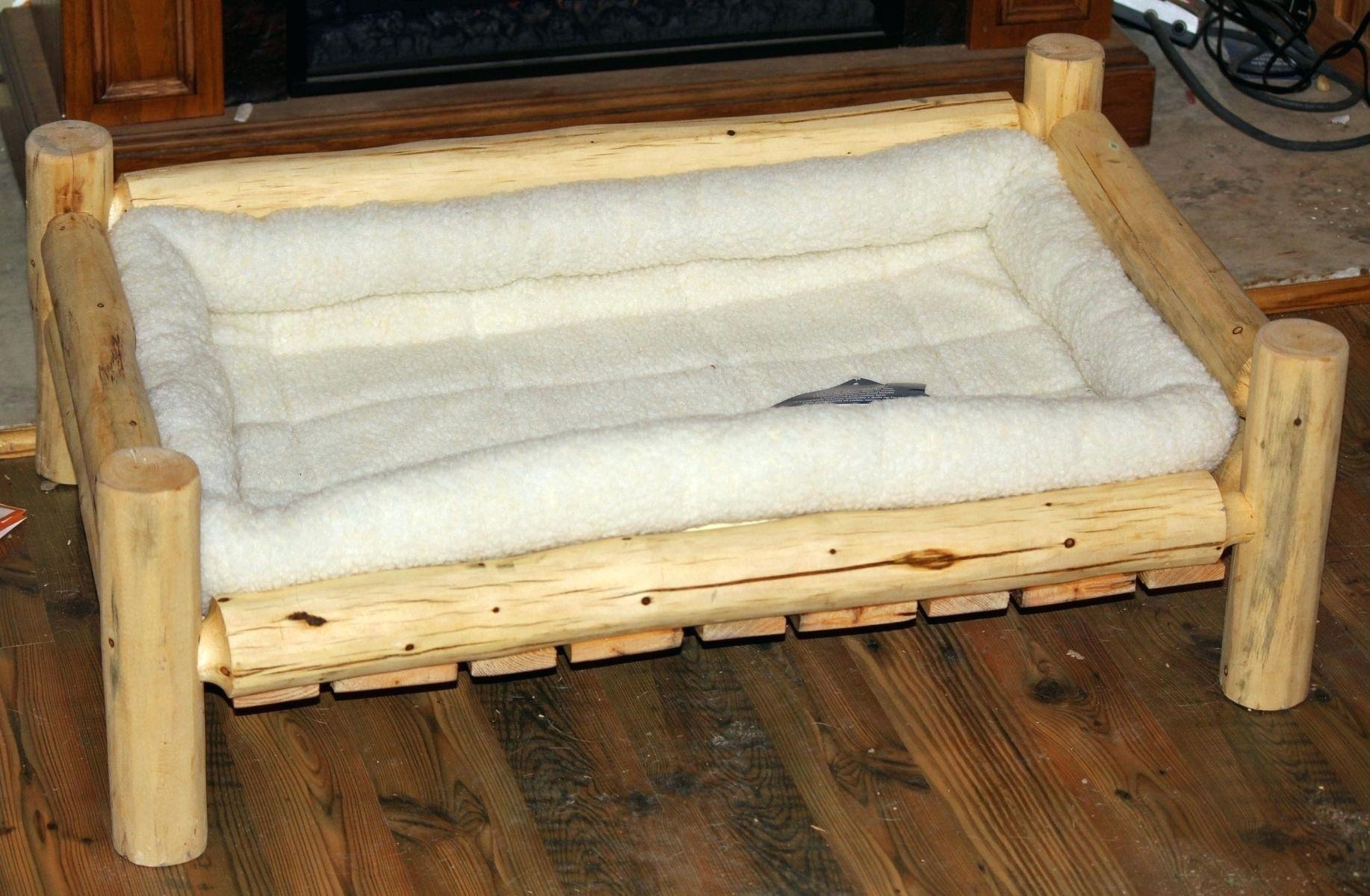 Rustic Dog Bed Home Decor Diy Beds