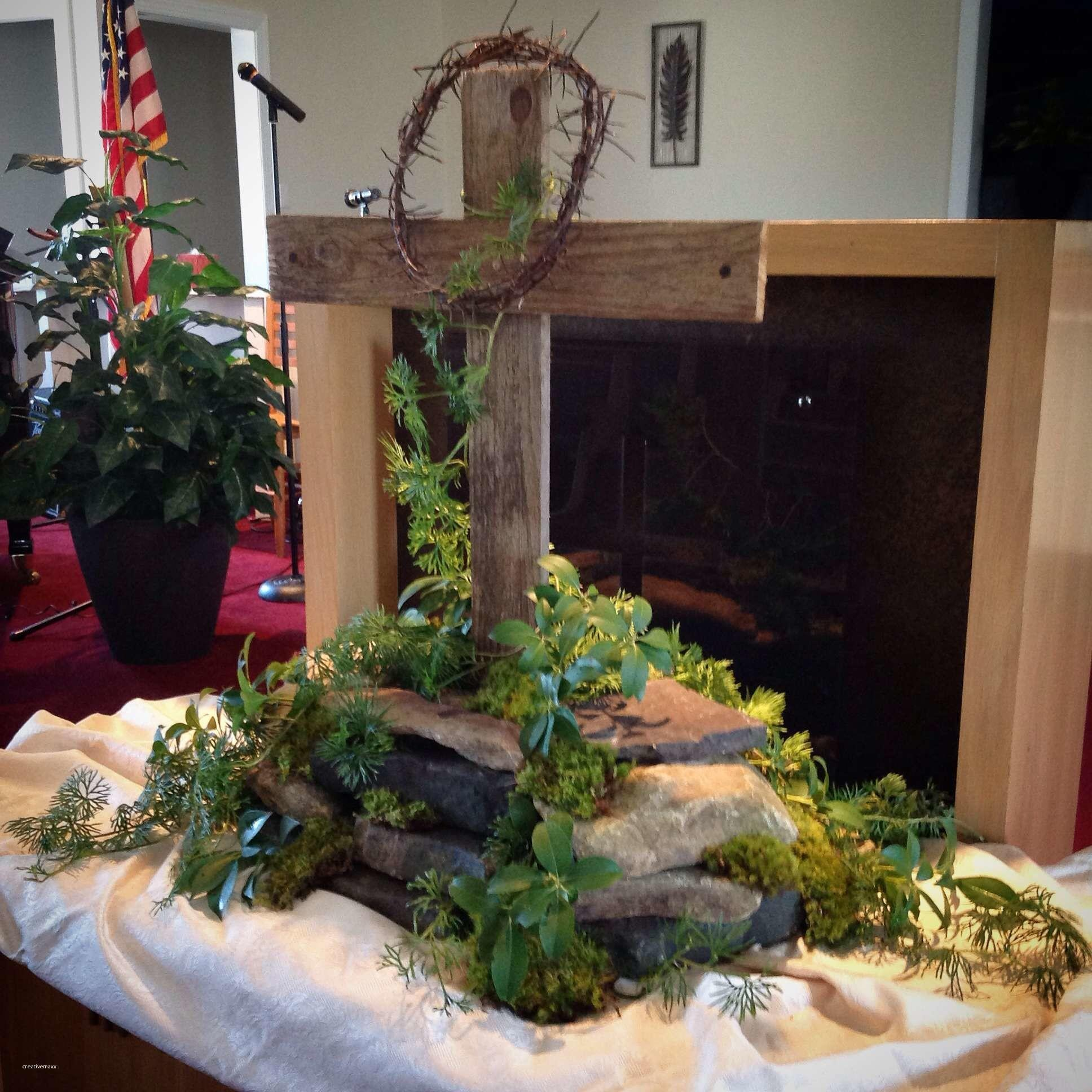 Rustic Easter Table Decorations Beautiful Resurrection
