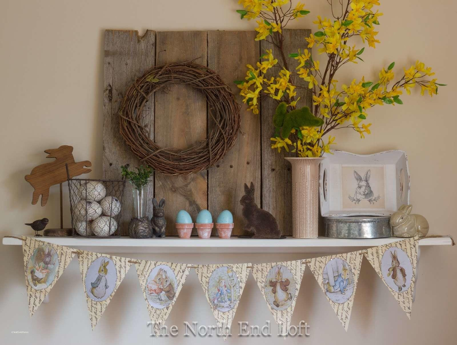 Rustic Easter Table Decorations Inspirational North