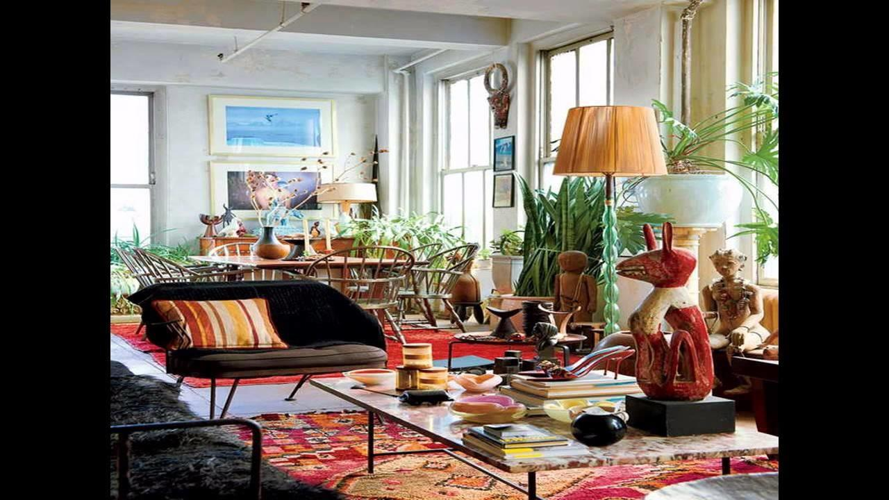 Rustic Eclectic Decor Home Decoration