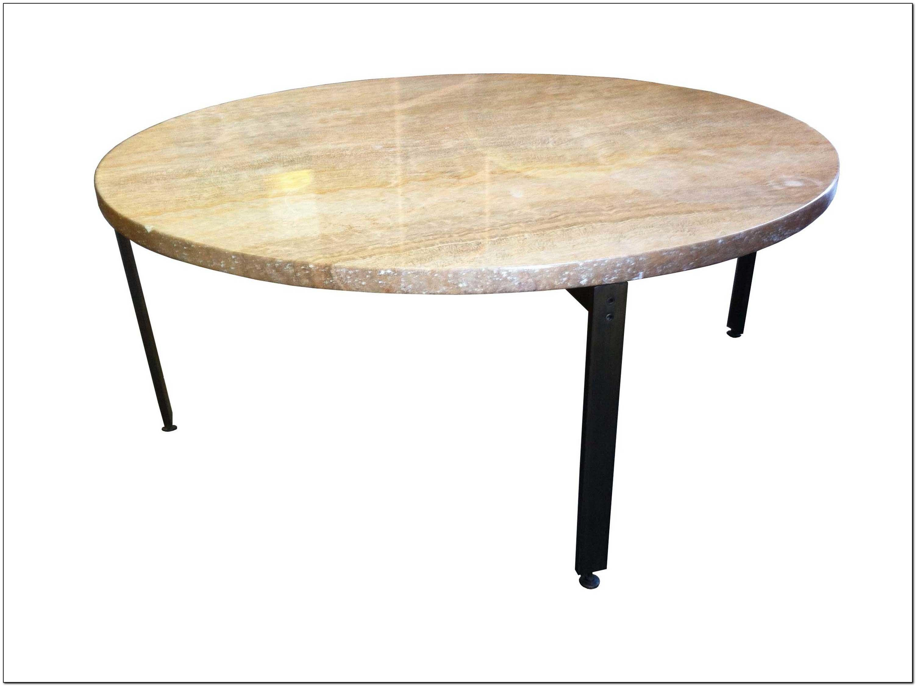Rustic Marble Coffee Tables