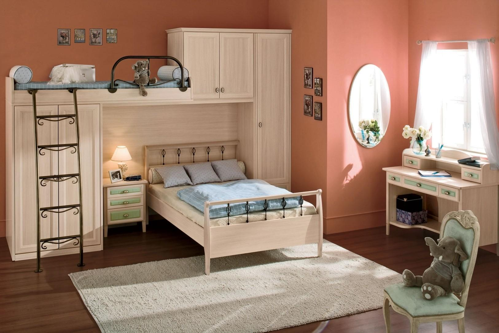 Rustic Modern Beds Farmhouse Rooms Kids Room