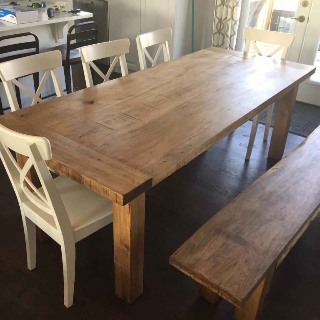 Rustic Style Pallet Dining Table Sustainable Pals