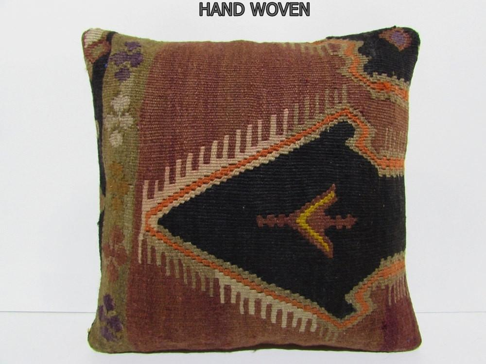 Rustic Throw Pillow Decolic Tapestry