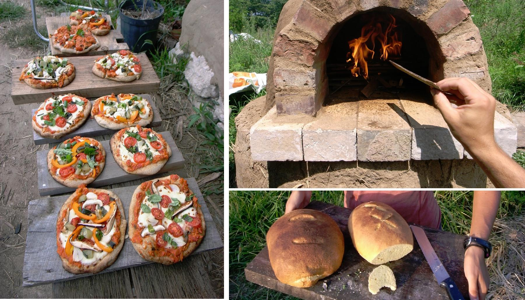 Rusty Zany Build Your Own Outdoor Cob Oven