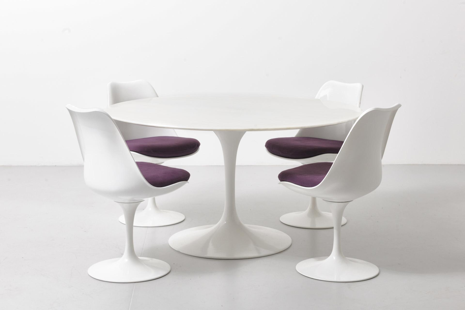 32 Attractive Saarinen Tulip Tables And Chairs That Will Show You
