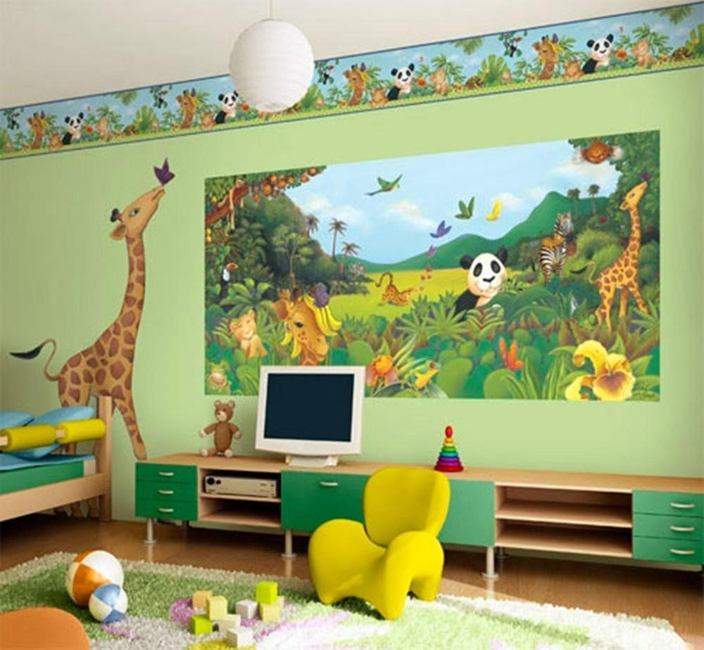 Safari Living Room Designs Animal Ideas Themed Bedroom