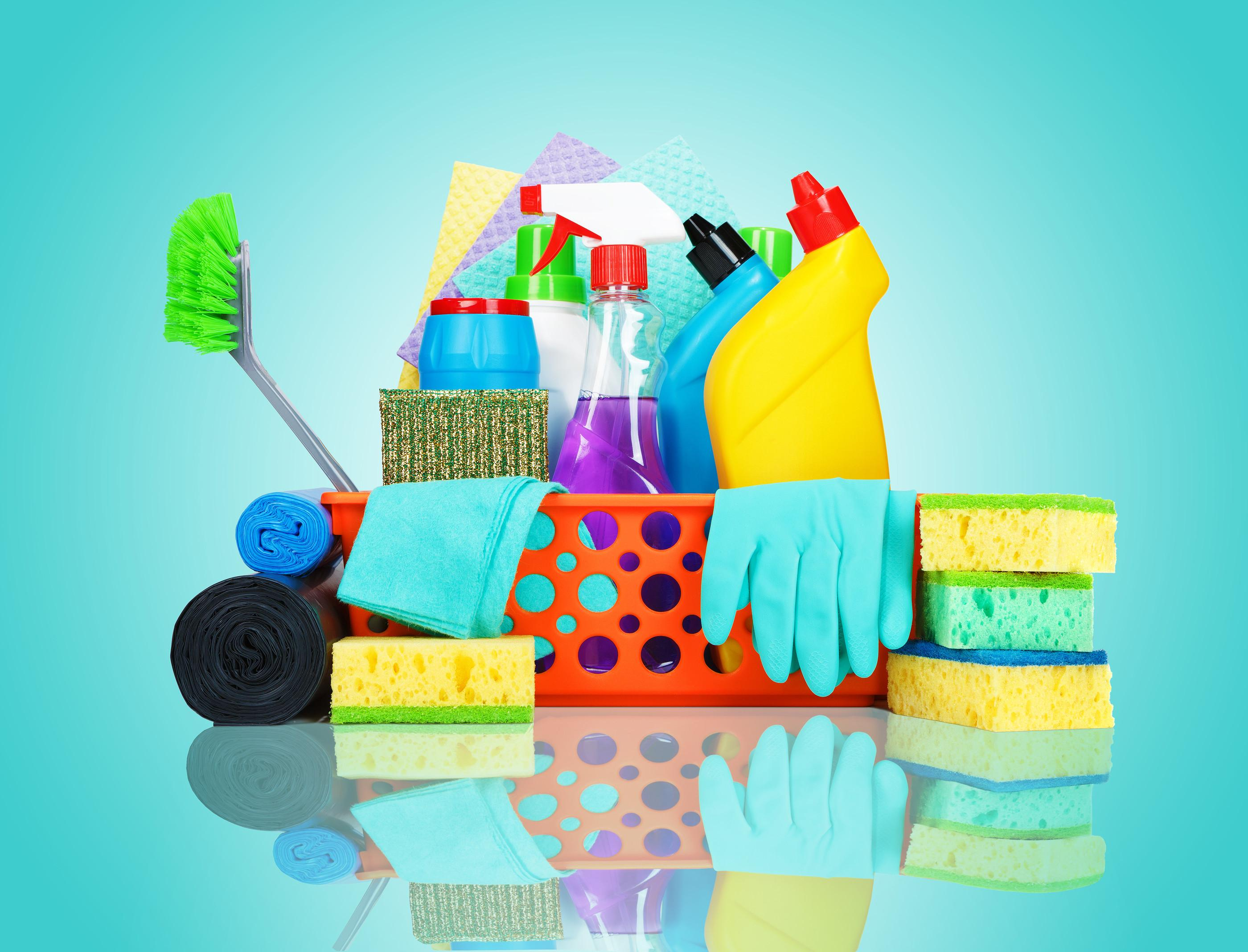 Safety Tips Spring Cleaning Norris Inc