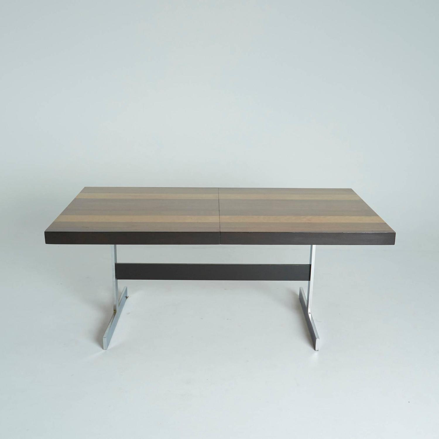 Sale Expandable Mixed Wood Dining Table Milo