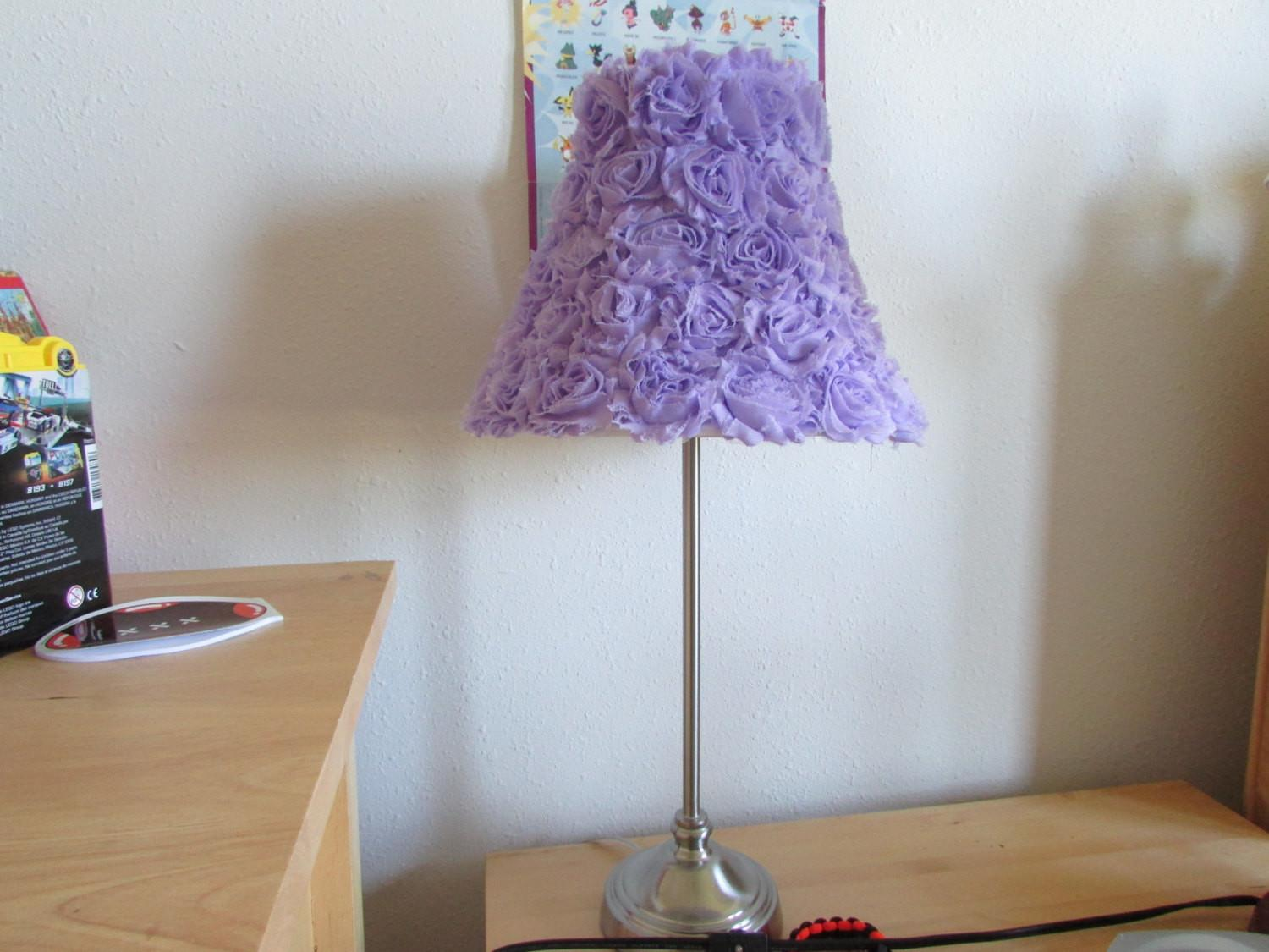 Adorable Pretty Girlish Diy Rosette Lampshade That Will Help You To Reuse Bottle Caps Awesome Pictures Decoratorist