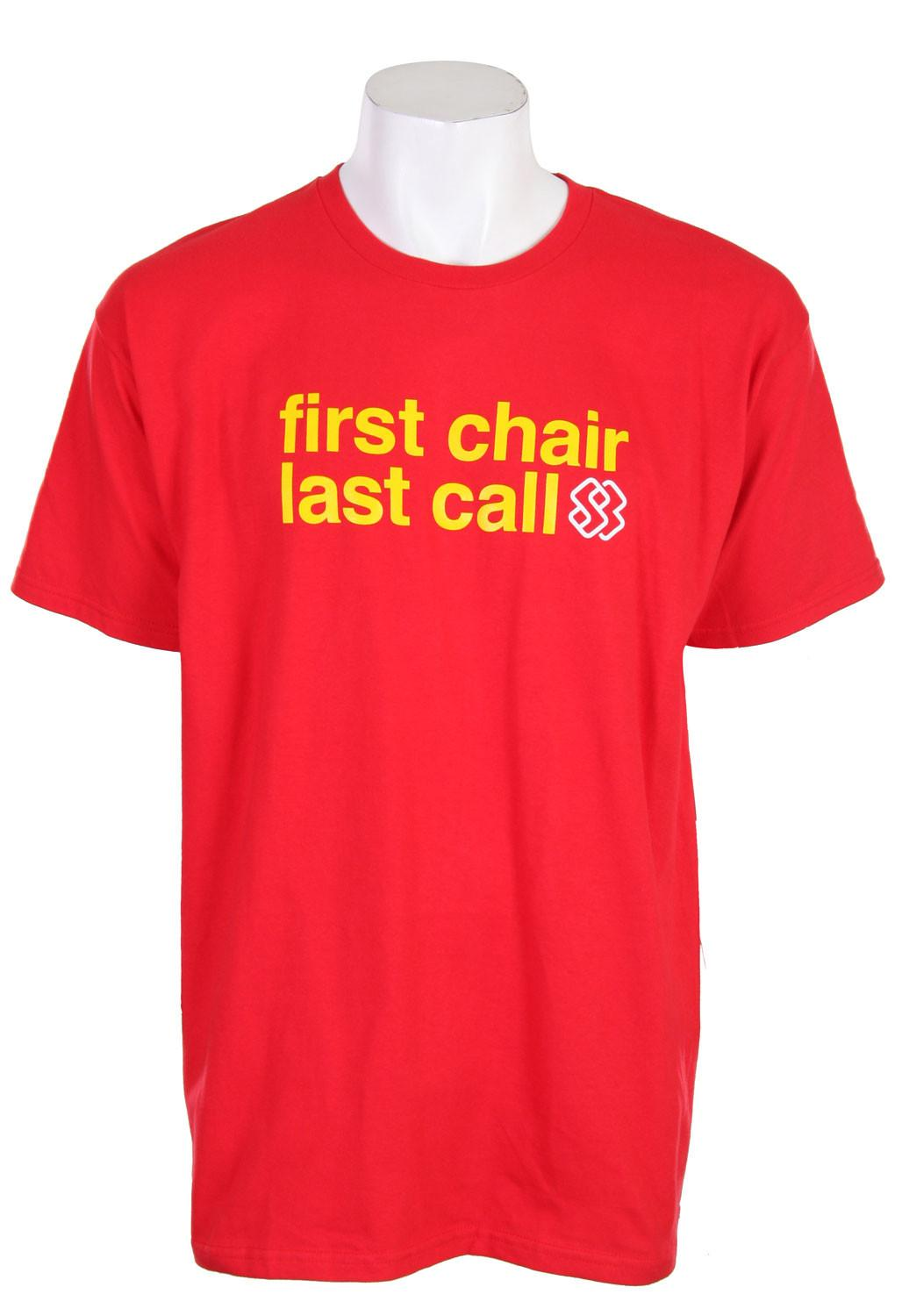 Sale Special Blend First Chair Last Call Shirt