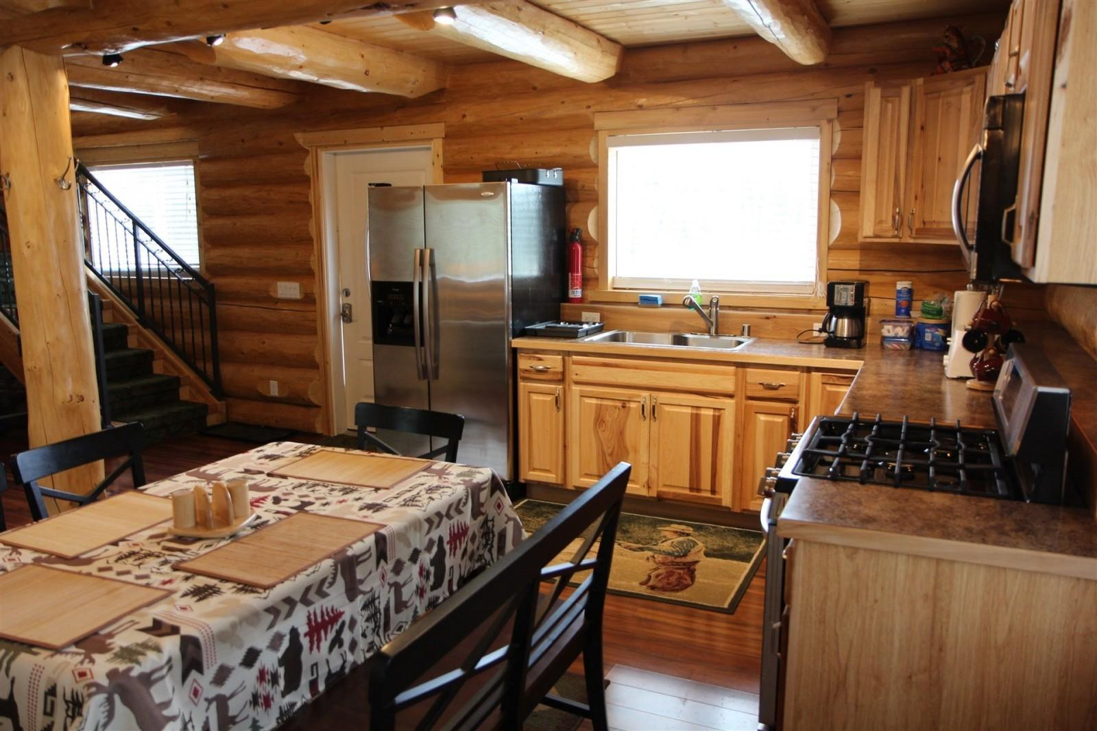 Salmon Catcher Fishing Lodge South Central Alaska