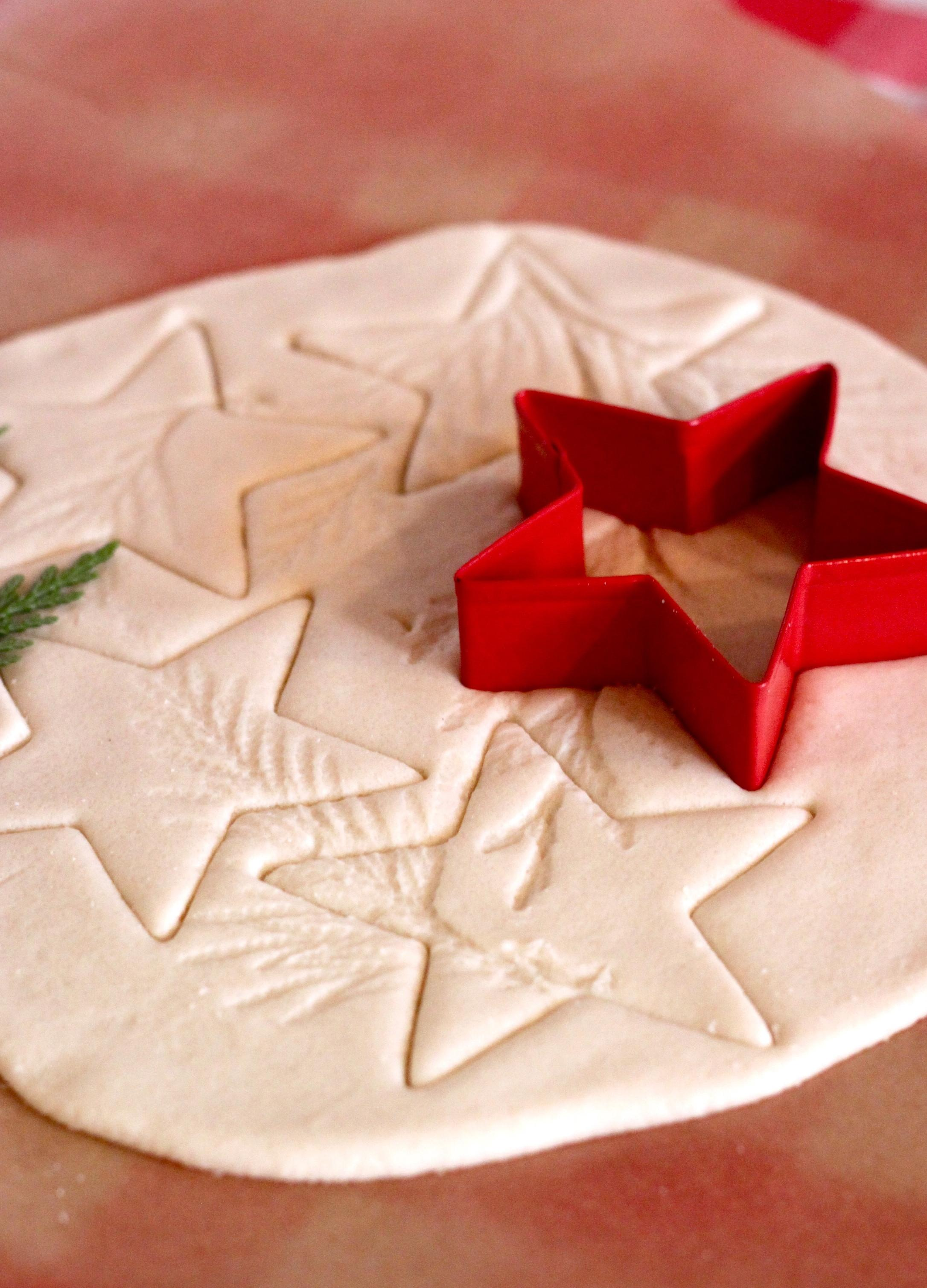 Salt Dough Ornaments Diy Help Little Hands