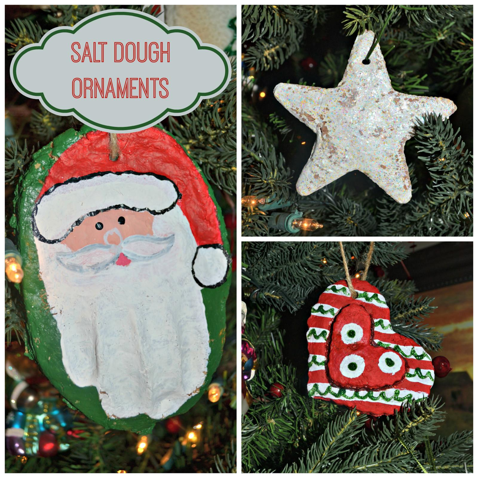 Salt Dough Ornaments Girl Life Blog Sugar Bee