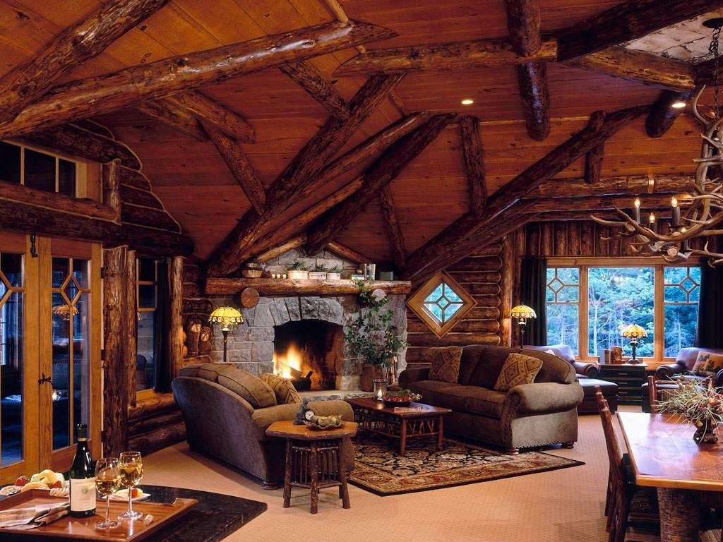 Samantha Brown Official Warm Cozy Winter Lodges
