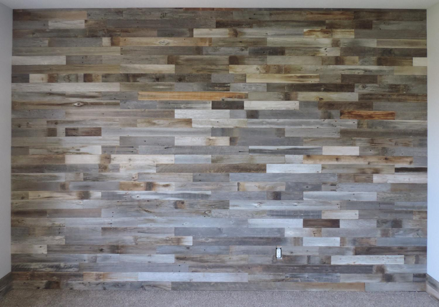 Sample Pack Reclaimed Wood Wall Paneling