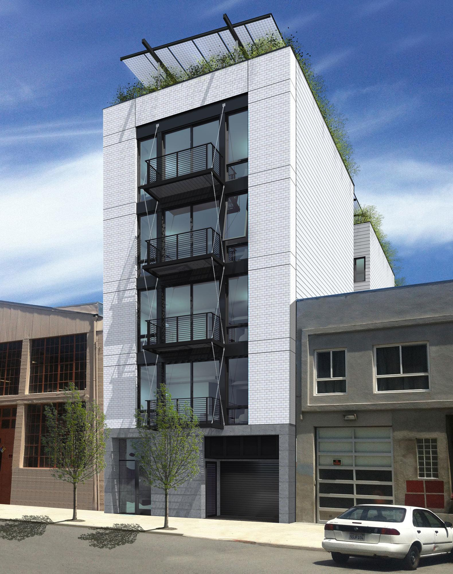 San Francisco First Passive House Apartment Complex